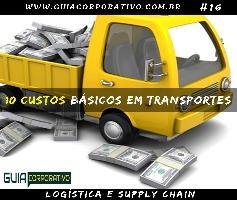 10 Custos básicos em Transporte