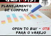 Planejamento de compras – Open to Buy (OTB)