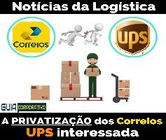 A Privatização dos Correios (UPS interessada)