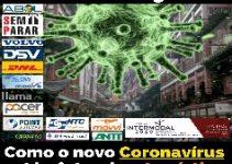 Como o novo Coronavírus está afetando a Logística