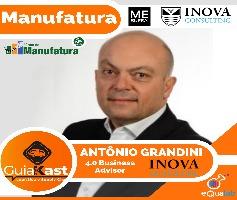 Elementos de mudança na Manufatura com Antônio Grandini