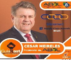 Cesar Meireles – Presidente da ABOL (Associação Brasileira de Operadores Logísticos)