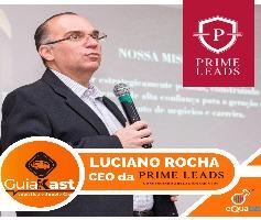 Luciano Rocha CEO da Prime Leads Brasil