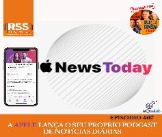A Apple lança o seu próprio podcast de notícias diárias