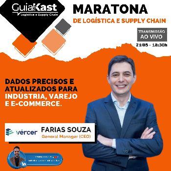 Farias Souza e os dados precisos e atualizados para a indústria, varejo e e-commerce com a Vércer