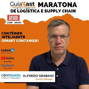 Alfredo Grabarz e o Contêiner inteligente (Smart Container) com a Contguard