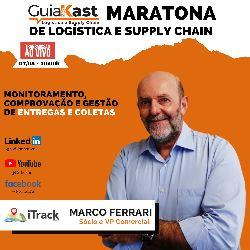 Marco Ferrari e o Monitoramento, comprovação e gestão de entregas e coletas com a iTrack Brasil