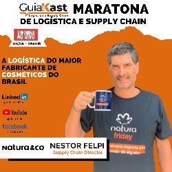 Nestor Felpi e a empresa que é a maior fabricante de cosméticos do brasil com a Natura&Co