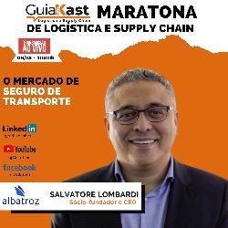 Salvatore Lombardi e o mercado de Seguro de Transporte com a Albatroz MGA