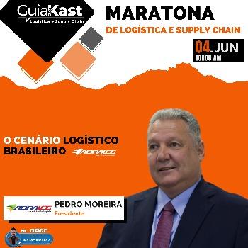 Pedro Moreira e o Cenário Logístico Brasileiro com a Abralog