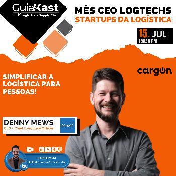 Denny Mews e as Soluções logísticas tecnológicas com a CargOn