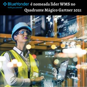 Blue Yonder é nomeada líder WMS no Quadrante Mágico Gartner 2021